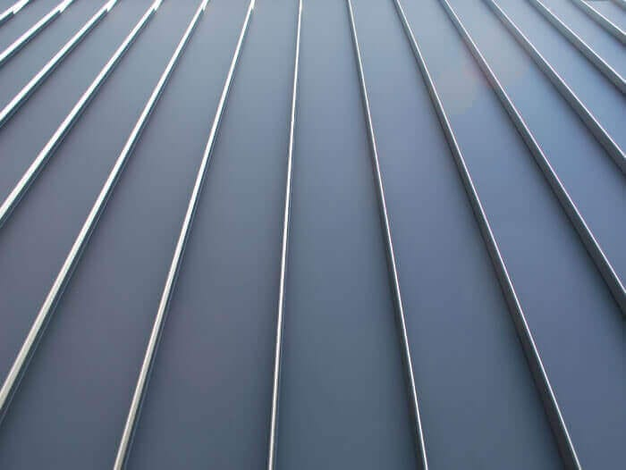 colorbond metal roofing
