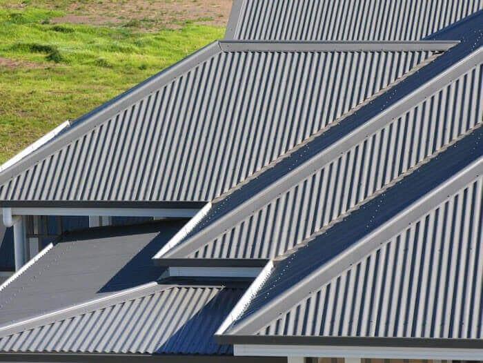 colorbond metal roofing inner west