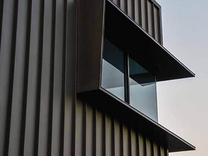 colorbond metal roofing sydney inner west cladding