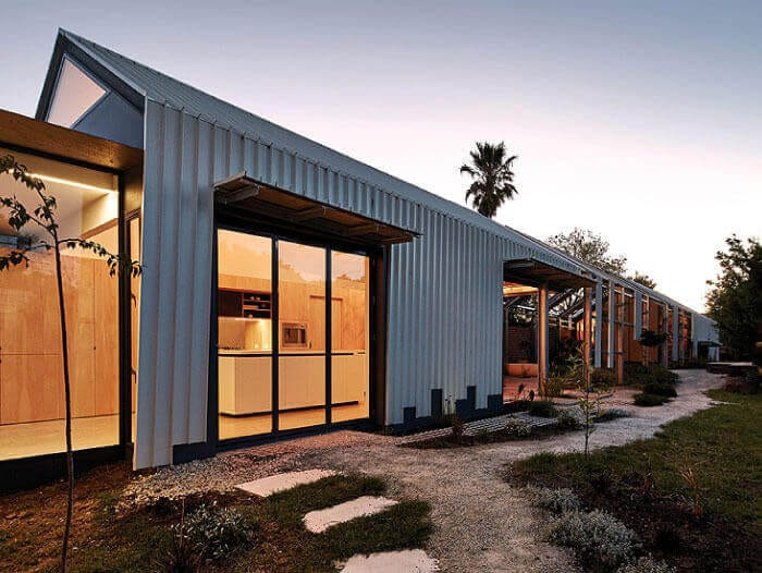 colorbond metal roofing sydney inner west