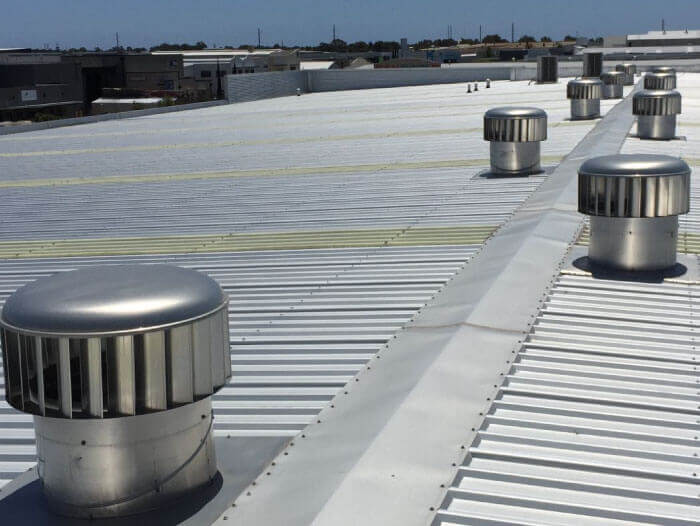Types of Roof Ventilation for Metal Roofs 2