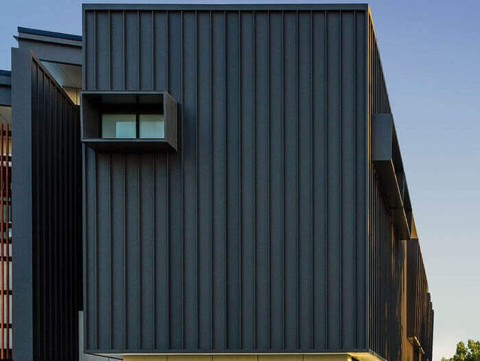 cladding colorbond metal roofing