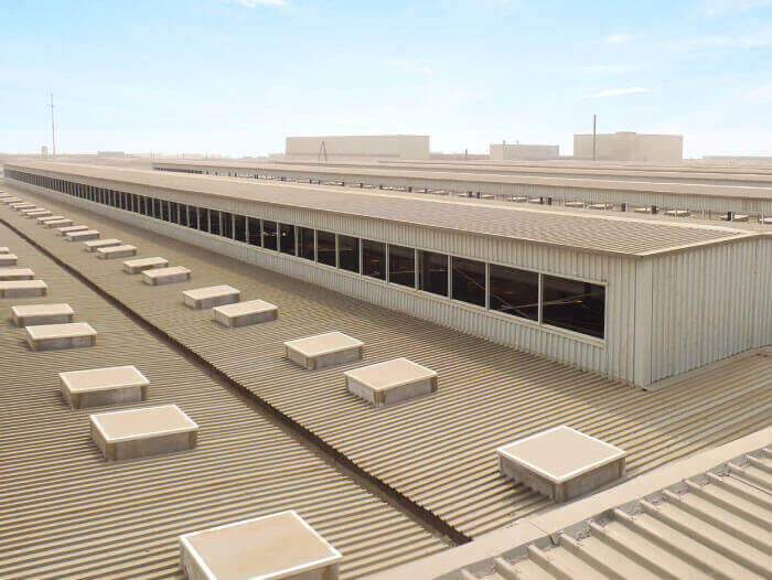 metal roofing supplies sydney