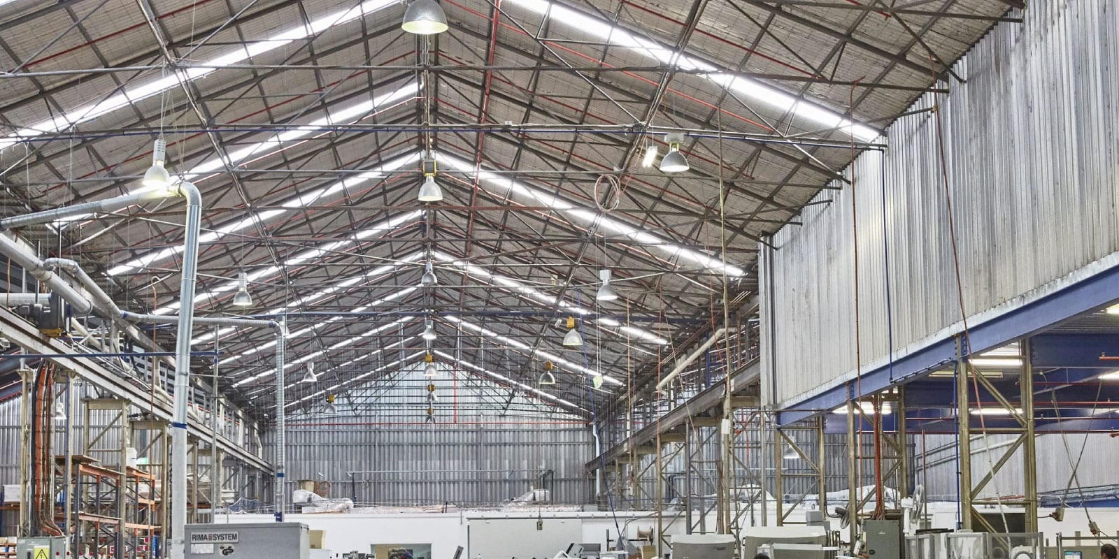 Industrial roofing sydney commercial roofers