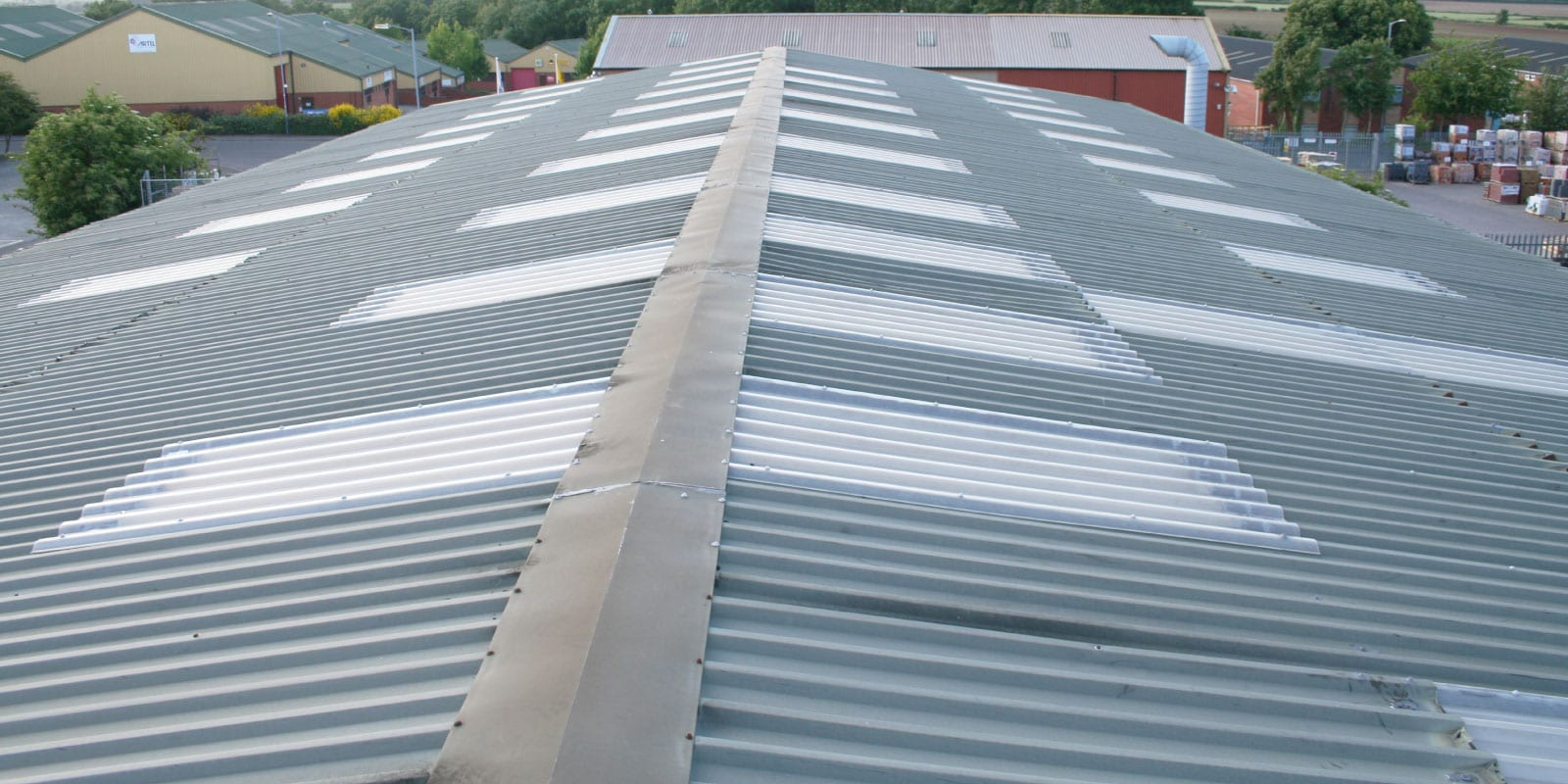 clear fiberglass roof price sydney