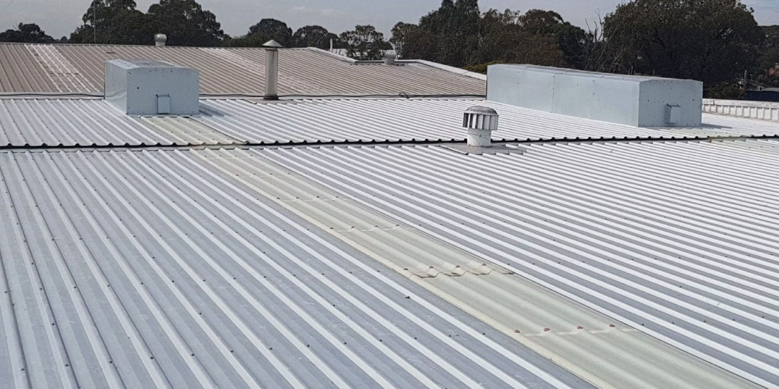 translucent commercial roofing material sydney