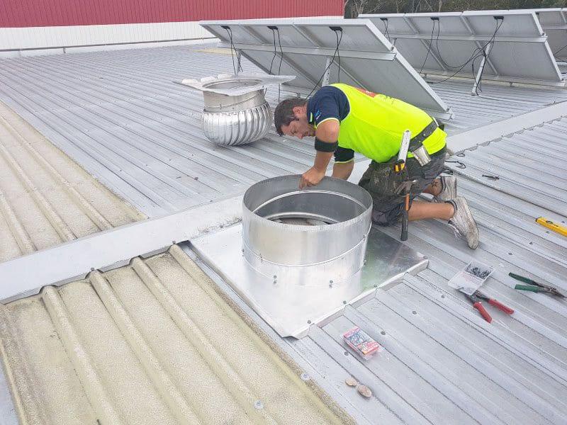 factory ventilation requirements