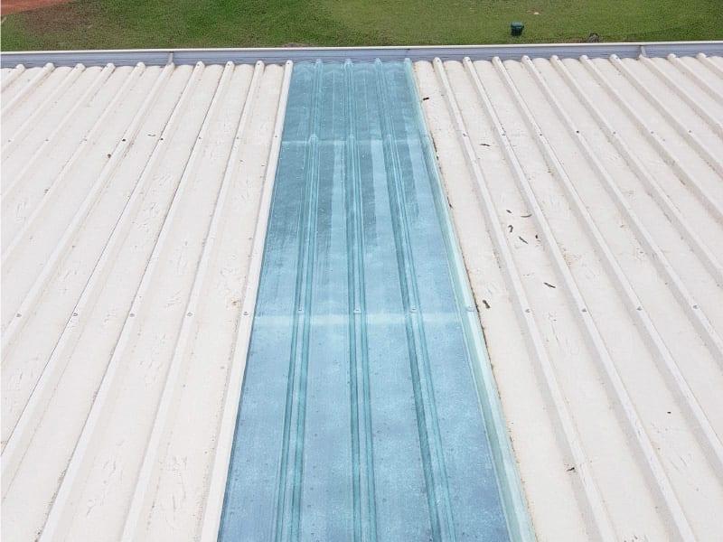 warehouse roof repair