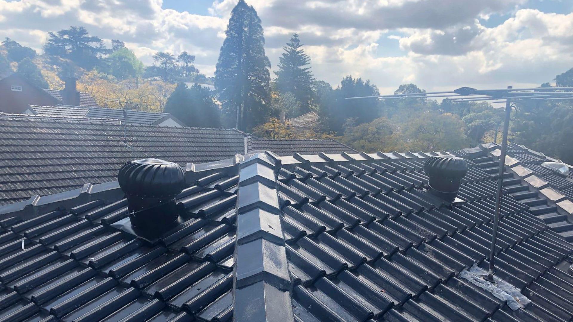 roof ventilators whirlybirds