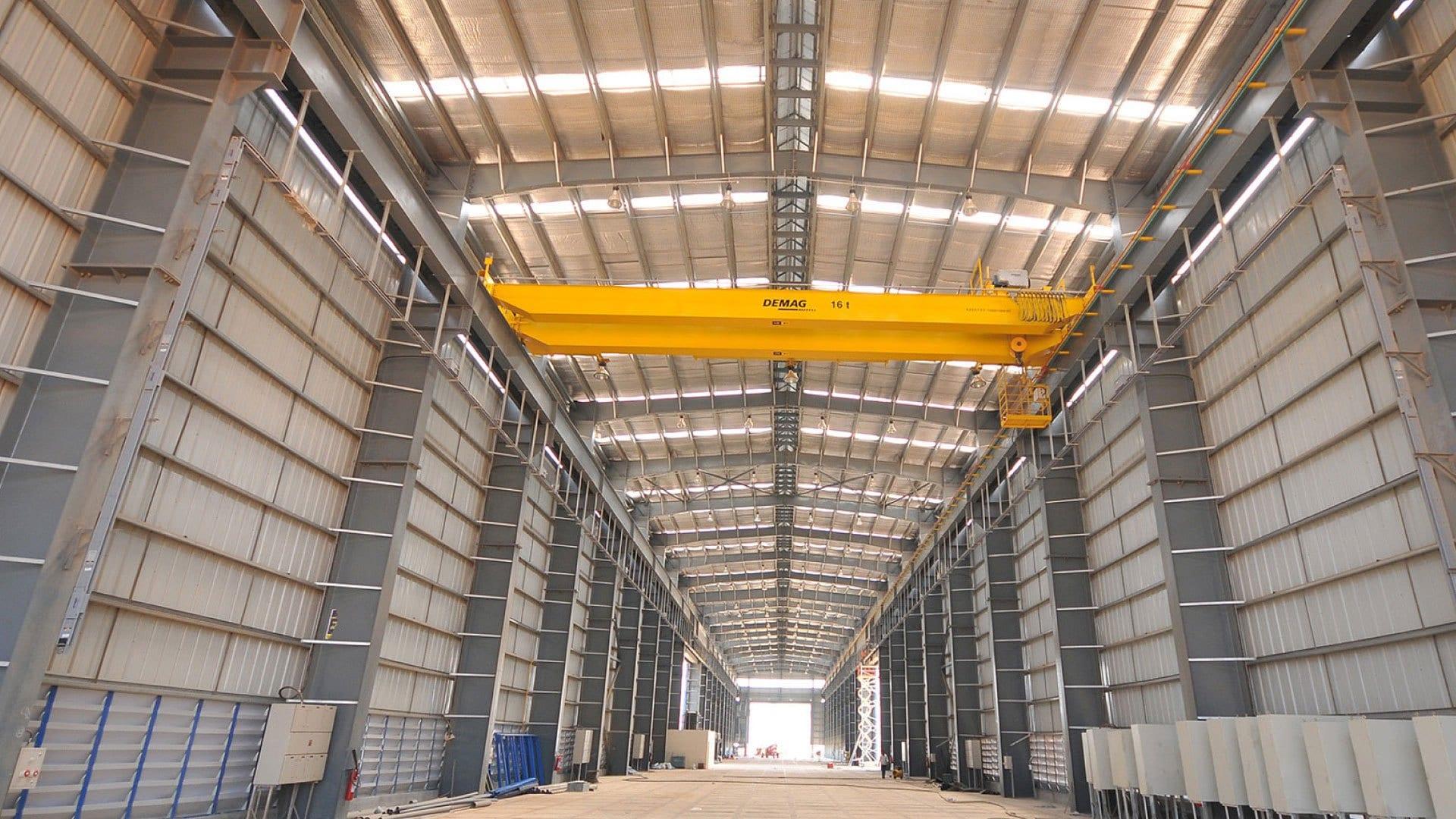 Industrial Skylight Panels Sydney