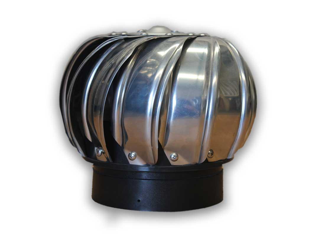 mini stainless steel mini tiny whirlybird vent