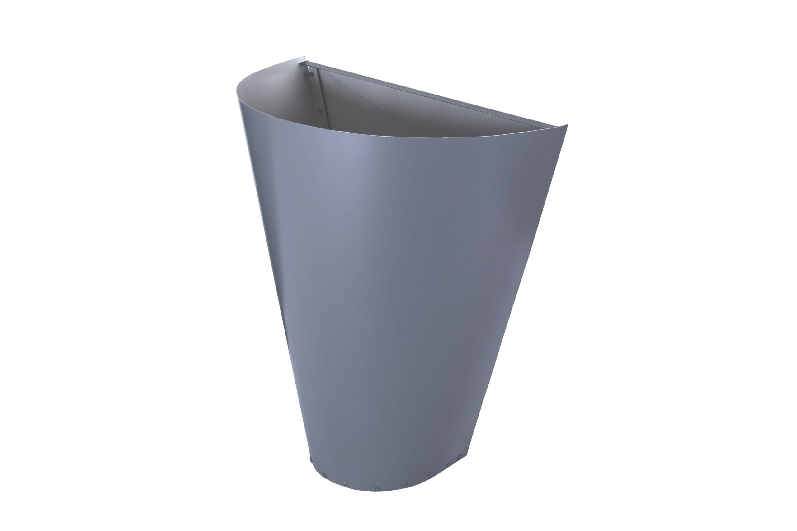Conical Metal Rainwater Head
