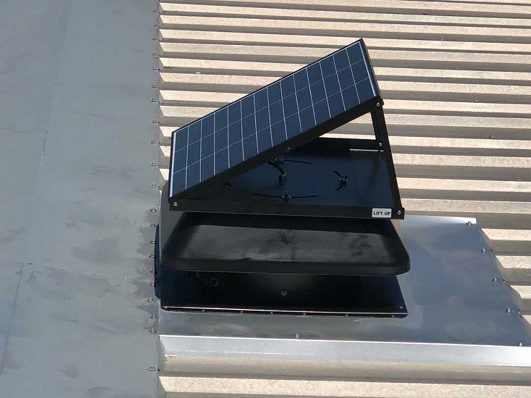 Commercial Industrial Roof Ventilation NSW