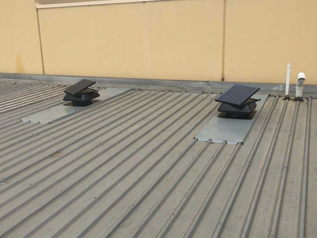 Industrial Roof Ventilation Sydney