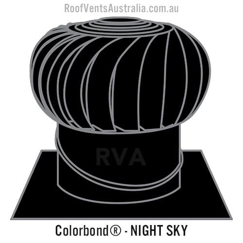 night sky roof vent whirlybird