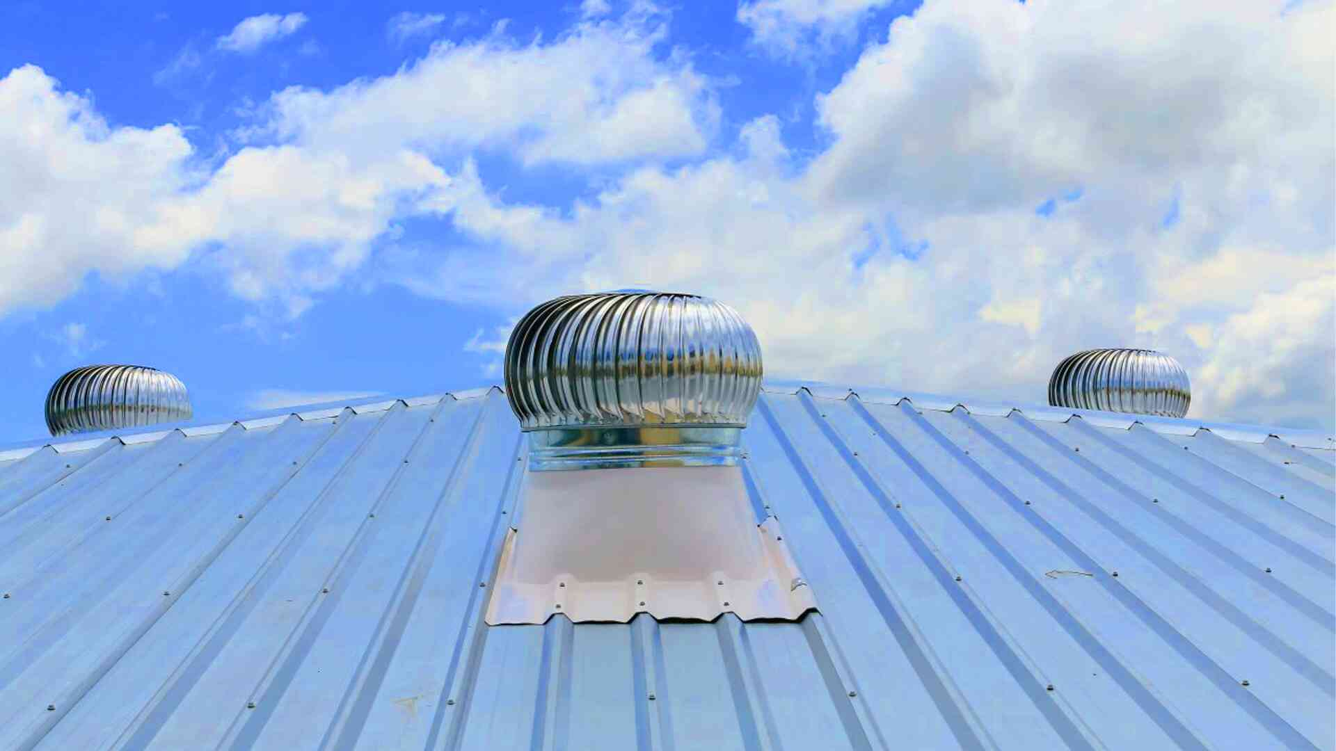 commercial whirlybirds roof ventilation