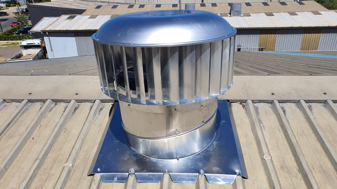 Commercial Roof Vents Sydney