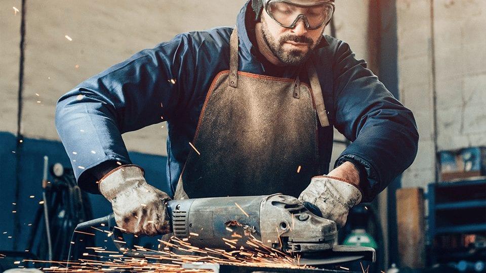 Fabrication Warehouse Worker