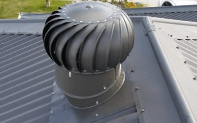 Residential Roof Vents – Whirlybirds
