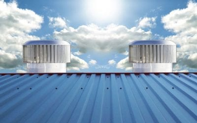 Commercial Roof Ventilation – Keep Your Warehouse Cool