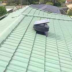 solar king roof vents