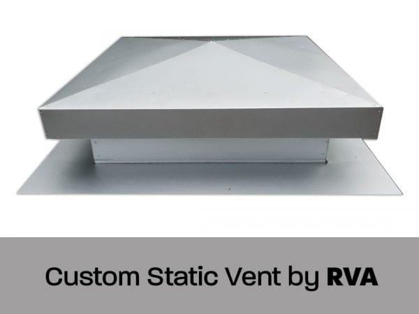 static roof vents