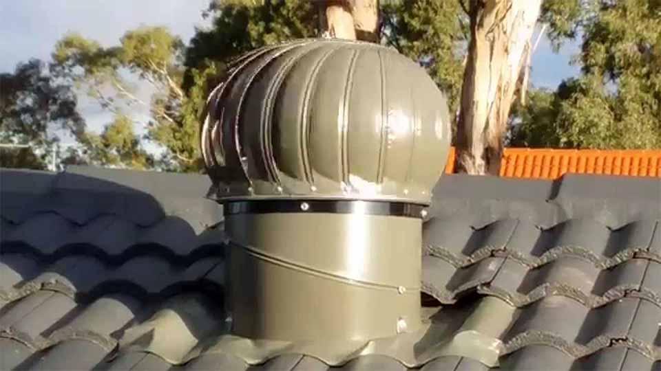 roof vent whirlybird sydney