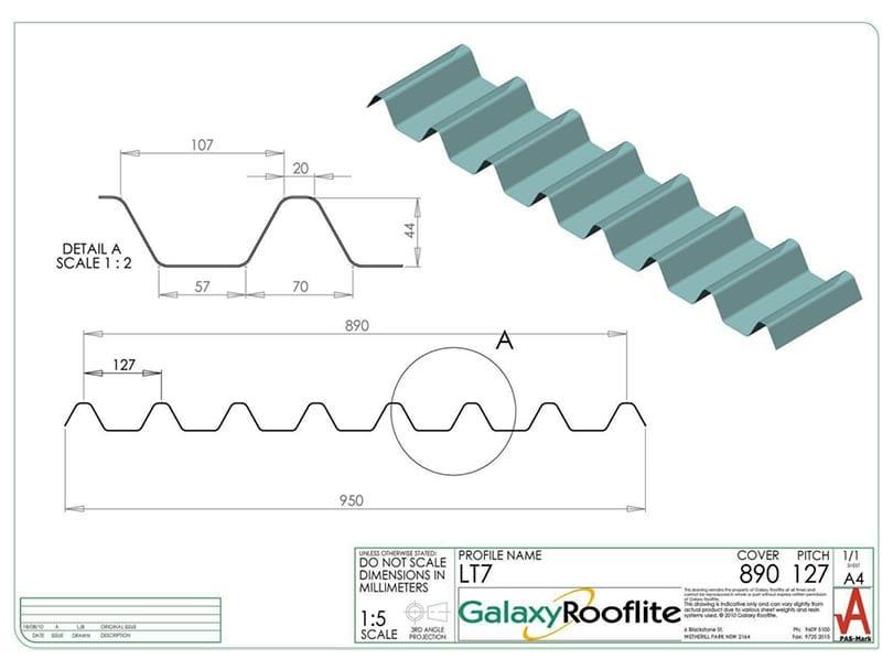 LT7-fibreglass-roofing-panel-profile