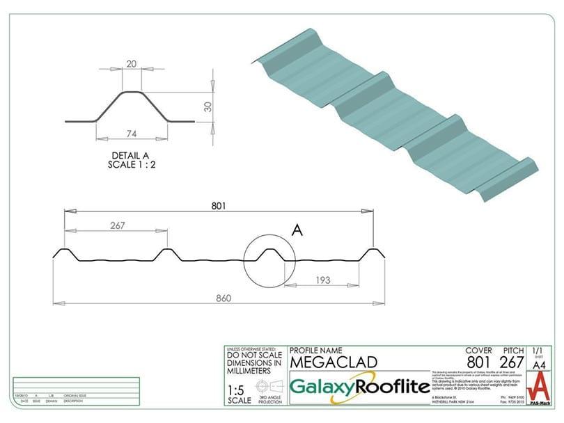 megaclad-fibreglass-roofing-panel-profile