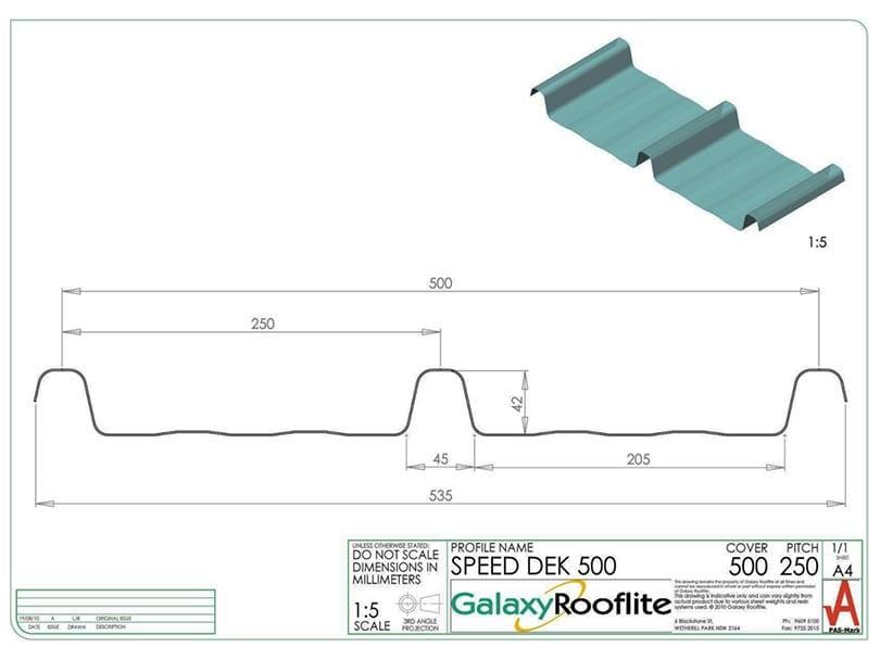 speed-deck-500-fibreglass-roofing-panels-profile