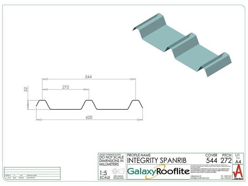 span-rib-fibreglass-roofing-panels
