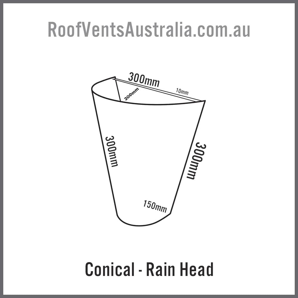 conical-rainwater-head-colorbond-australia